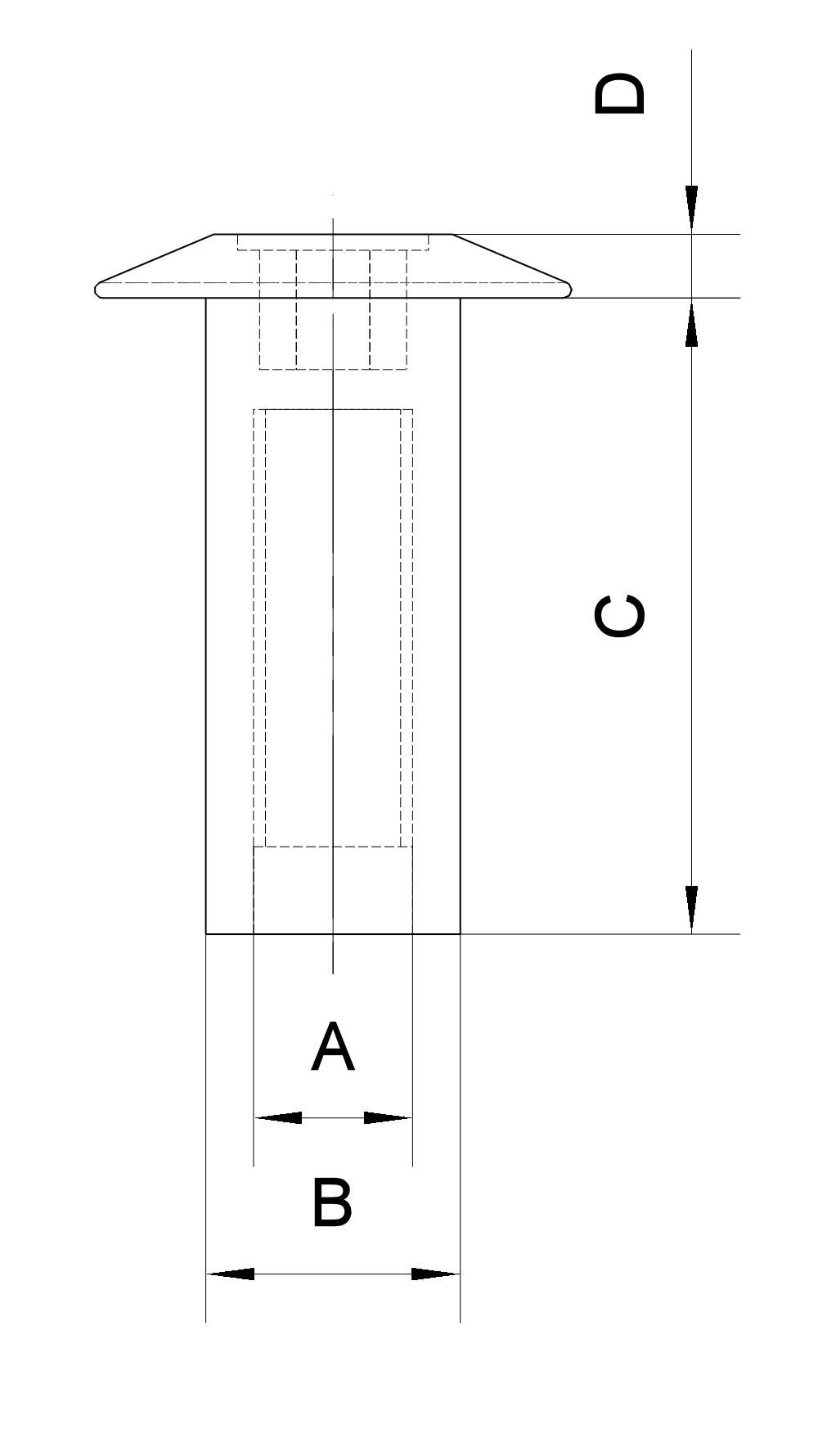 Buffalo T-Verbinder Offen